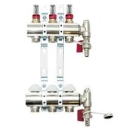 Fordeler m. flowmeter
